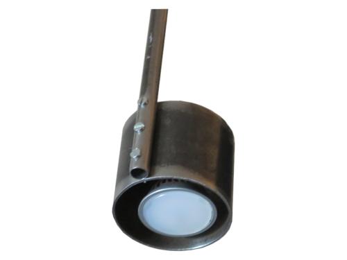lampada verticale 8